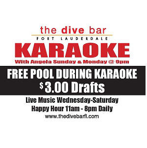 Karaoke at Dive Bar-300