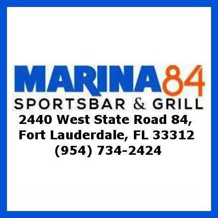 Marina-84 Logo